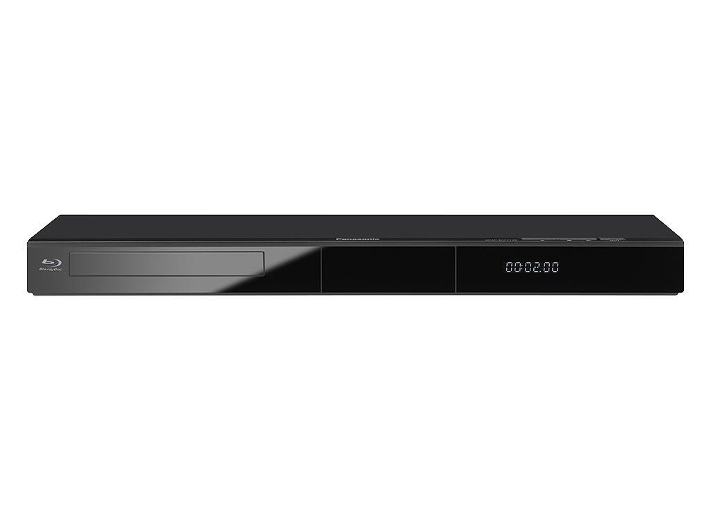 Panasonic DMP-BDT130EB FULL HD Upsampling Smart 3D Blu-ray Disc Player Black